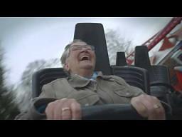 Babcia na rollercoasterze