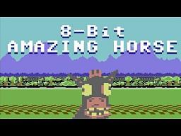 """8-bitowy """"Amazing Horse"""""""