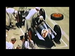 Formuła 1 - pit stopy z 1950 i 2013