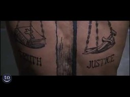 Aktorzy naznaczeni tatuażem