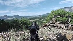Strzelanie na odległość 2300 metrów