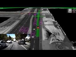 Jak jeździ automatyczny samochód od Google?