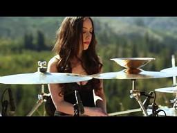 Perkusistka z powołania