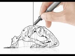 LIX - Najmniejszy długopis do druku 3D