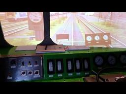 Symulator lokomotywy EU07