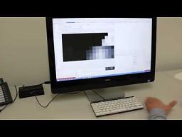 Koniec myszki komputerowej