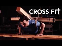 Cross Fit by Jesus