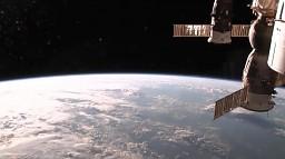 Widok na żywo z kosmosu ze stacji ISS. Niesamowite!