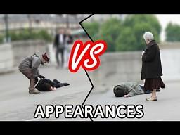 Eksperyment: jak ważny jest wygląd na ulicy