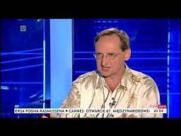 Wojtek Cejrowski daje czadu w TVP