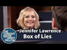 """Box of Lies"" z Jennifer Lawrence"