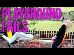 Niebezpieczne place zabaw || FailArmy
