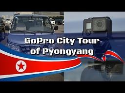 Pjongjang (Korea Północna) w obiektywie GoPro
