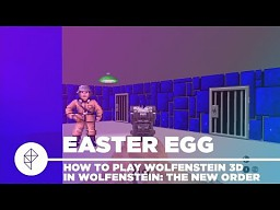 Easter Egg w nowym Wolfensteinie