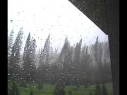 Wichura w Beskidach