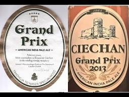 Nowe szaty króla, czyli Ciechan Grand Prix z nową etykietą