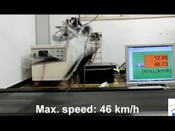 KAIST Raptor biega aż 46 km/h