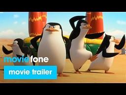 Pingwiny z Madagaskaru (zwiastun)