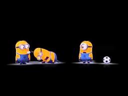 Minions Football - taktyczne zagranie