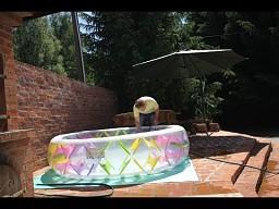 Jak szybko podgrzać wodę w basenie?