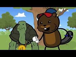Cyanide & Happiness - Żółw i Zając