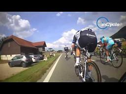 Jak finiszują kolarze na Tour de Suisse