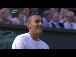 Najlepsze zagranie tegorocznego Wimbledonu