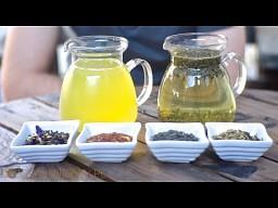 Jak parzyć herbatę na zimno?
