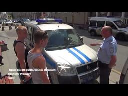 Stop Cham 140: Parking policyjny (polskie napisy)