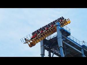 Najstraszniejszy na świecie rollercoaster