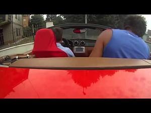 Jazda próbna Ferrari California