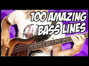 100 basowych melodii
