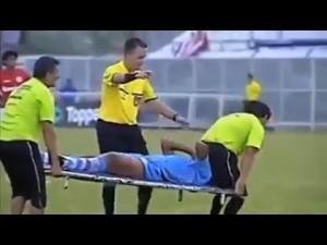 Piłkarska pierwsza pomoc