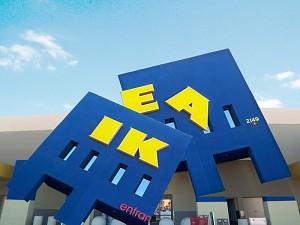 Ikea - ciekawa reklama