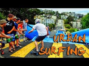Miejskie surfowanie