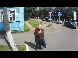 Pomoc staruszkom