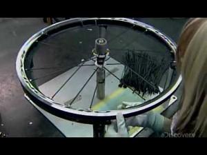 Jak produkowane są obręcze do kół rowerowych?
