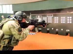 Szybkie strzelanie specjalsów