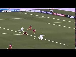 Obłędna akcja i gol w kobiecym futbolu!
