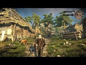 Wiedźmin 3: Dziki Gon - pierwszy gameplay