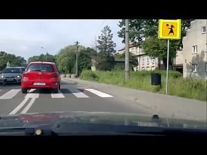 Jazda drogowa po polsku