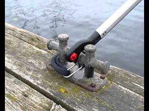 Ciekawy wynalazek - urządzenie do cumowania