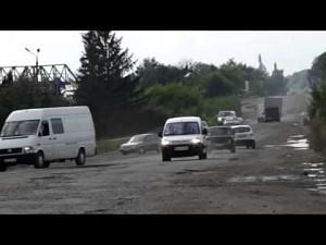 Ukraińska droga krajowa Lwów - Tarnopol