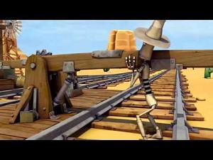 Nowa animacja Pixara - Twit Twit