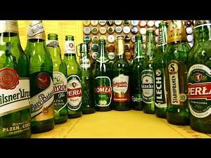 Wielki Test Piw w zielonych butelkach