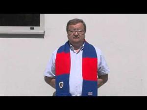 ALS Ice Bucket Challenge - Zdzisław Kręcina