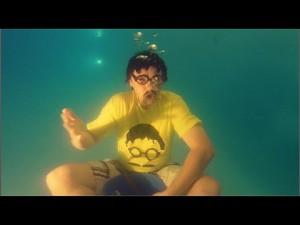 Podwodny Ice Bucket Challenege by Cyber Marian