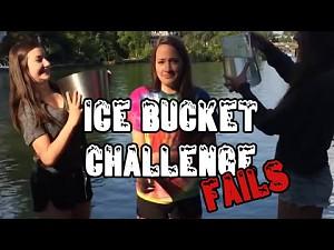 Kompilacja najlepszych porażek Ice Bucket Challenge