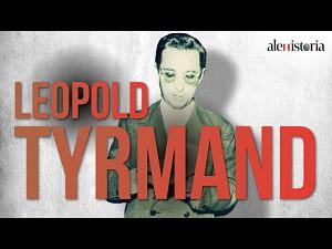"""Leopold Tyrmand: """"Bokser, pijak, dziwkarz"""", pisarz, król jazzu i antykomunista...."""