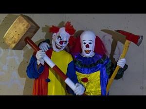 Zabójcze klauny